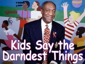 Bill Cosby hosts KIDS SAY THE DARNDEST THINGS.Photo cr: Monty Brinton/CBS